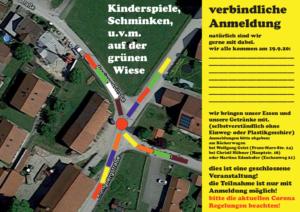 Anmeldung / Plan Schmankerlstrass 2020